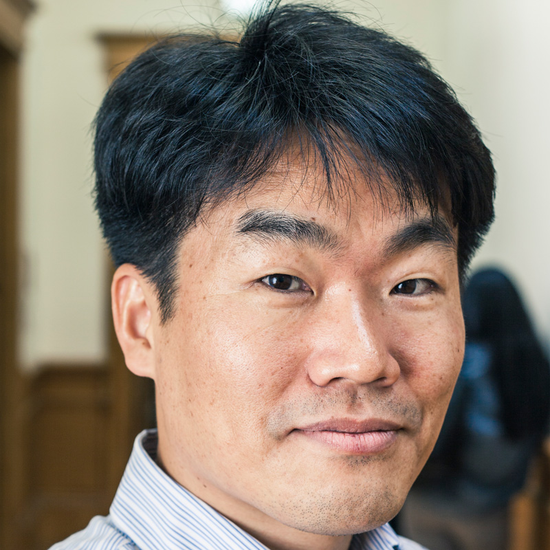 Taewon Yun General Manager, Global Publishing Super Evil Megacorp