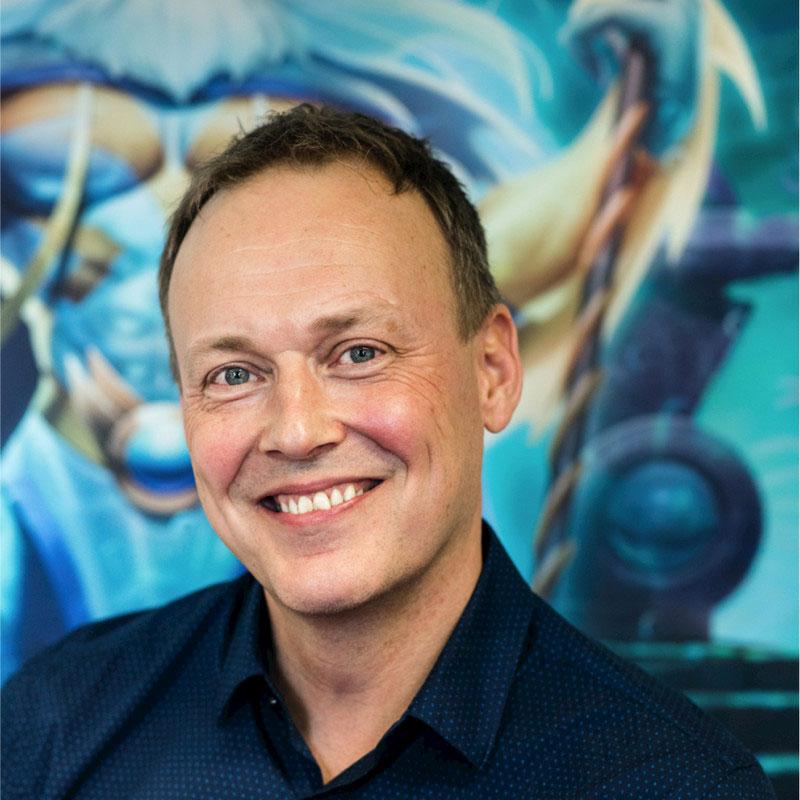 Timo Soininen CEO Small Giant Games