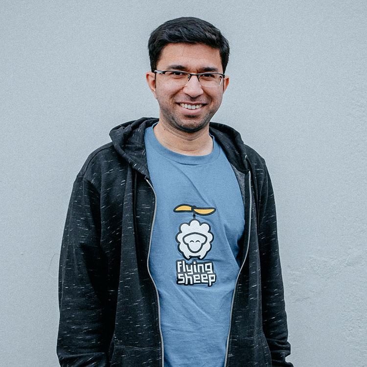 Raheel Yawar Game Programmer Flying Sheep Studios