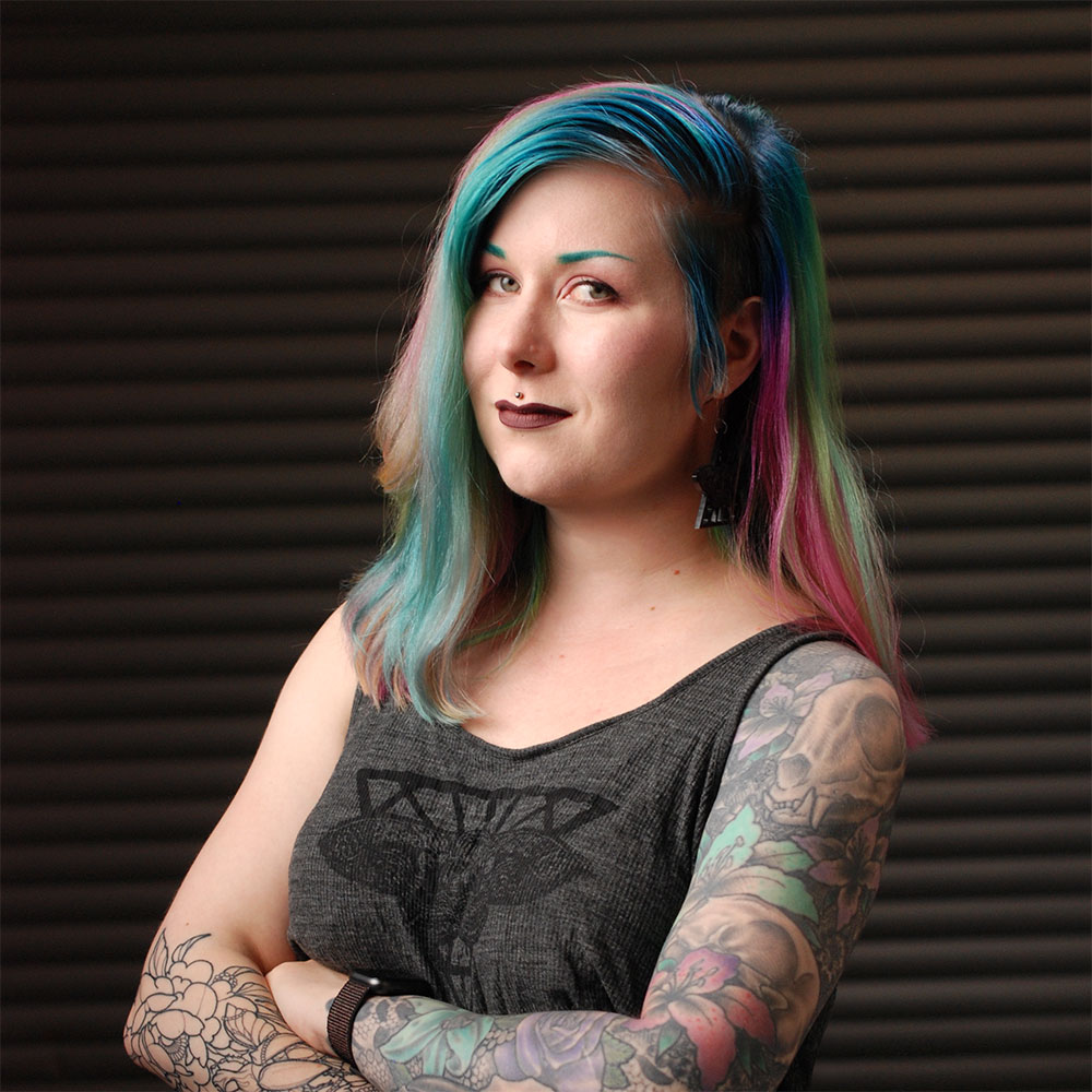 Karoliina Korppoo Co-founder & CEO Visual Novel Entertainment
