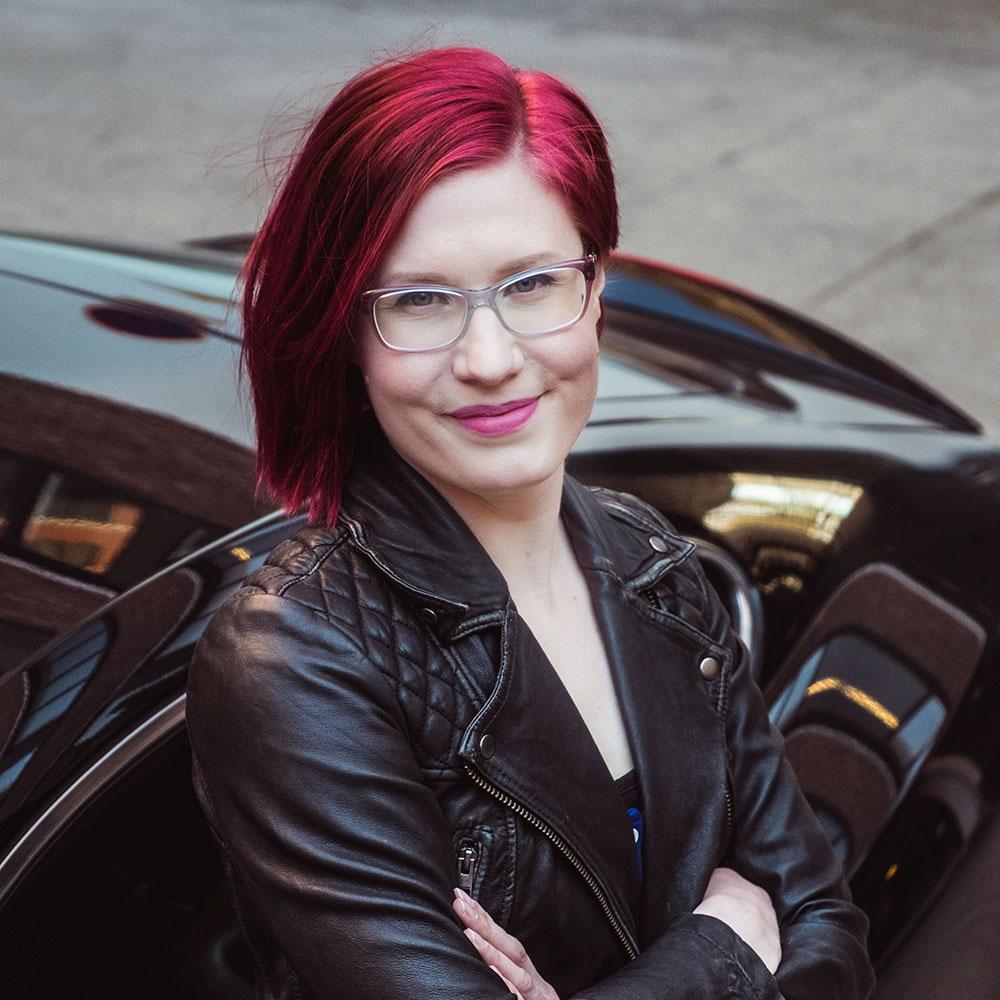 Mariina Hallikainen Co-founder & CEO Colossal Order