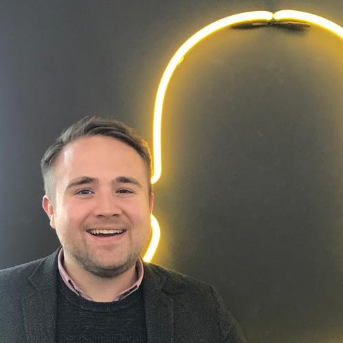 Samuel Bevan Global Online Sales EMEA Lead Snapchat