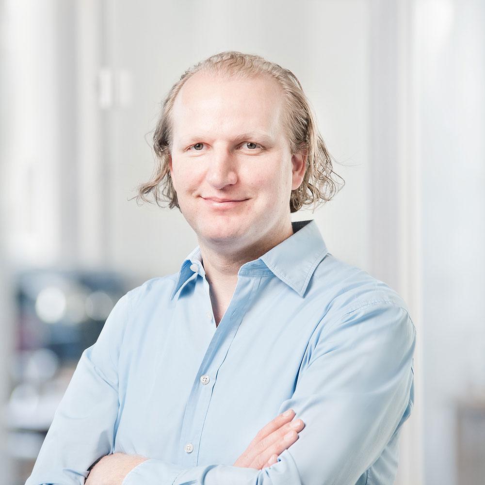 Christof Wegmann Founder & CTO Exit Games