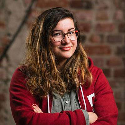 Jasmin Dahncke Freelancer UAX Society