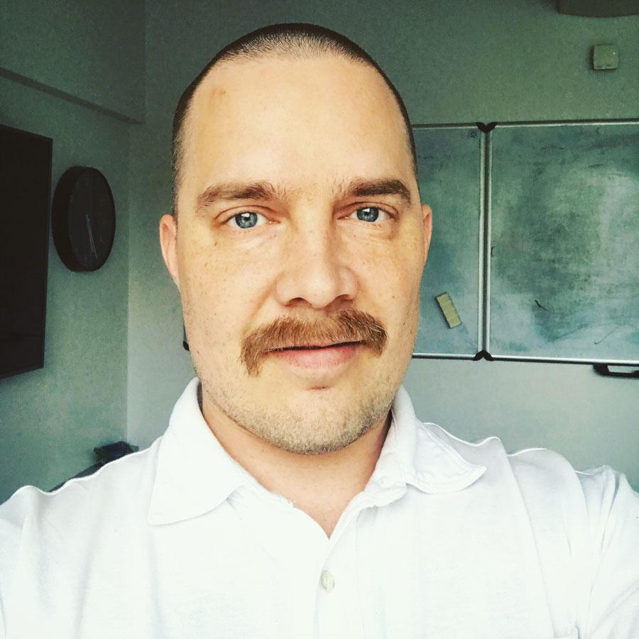 Sami Liukka Co-founder & CCO Heavyweight Rex