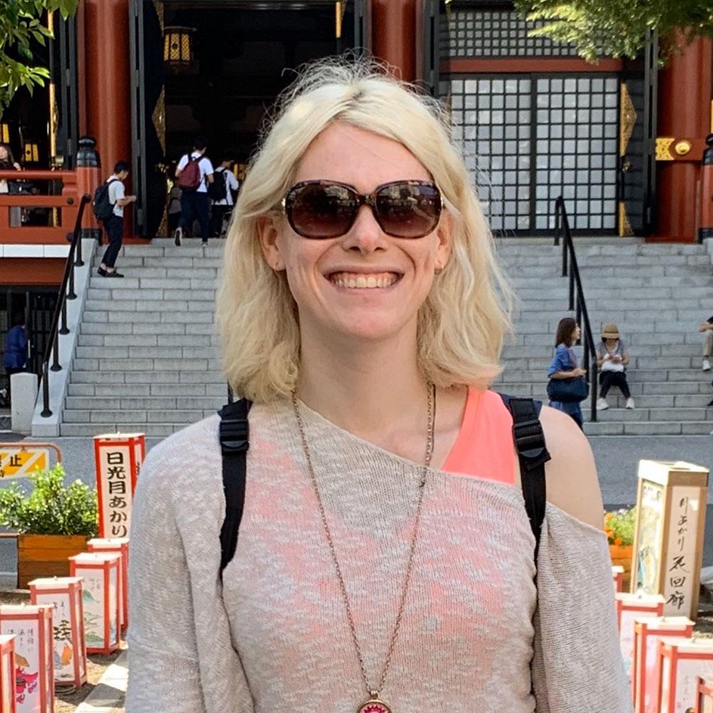 Sophia Aubrey Drake Developer Evangelist & Big Indie Pitch Manager Steel Media