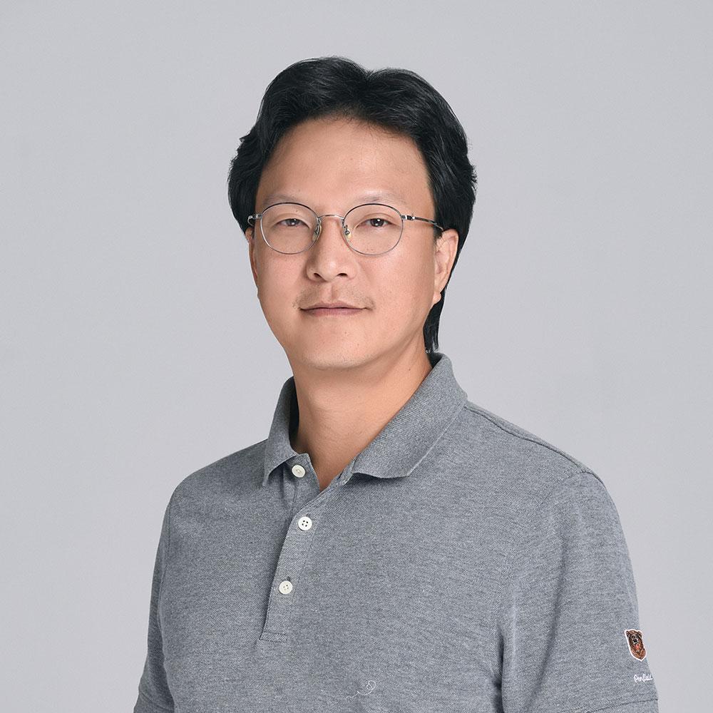 Justin Park CEO Metadium