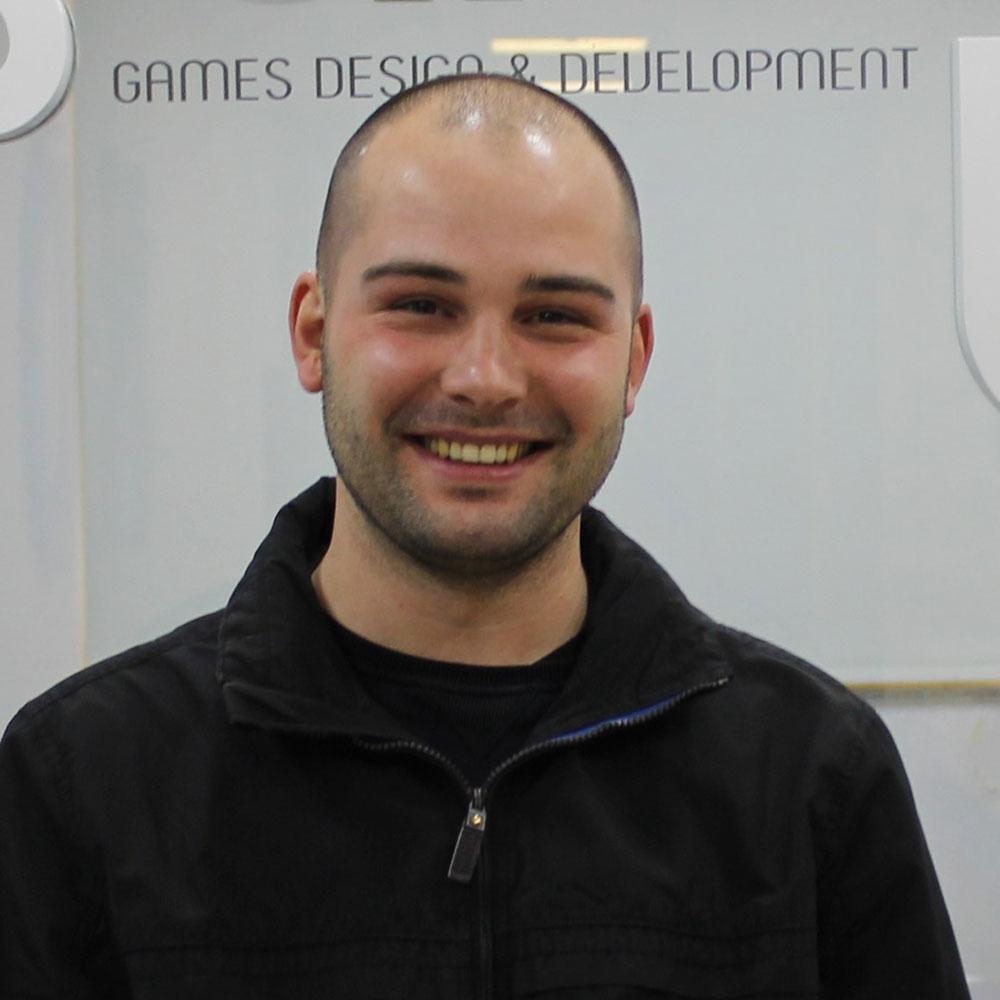 Hussien Bino Supervisor Jordan Gaming Lab