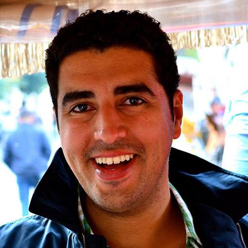 Hussam Hammo CEO Tamatem