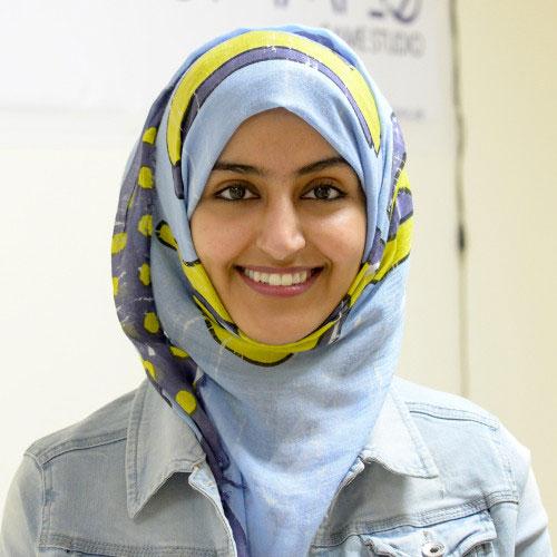 Fakhra AlMansouri Founder, Game Designer Hybrid Humans Game Studio