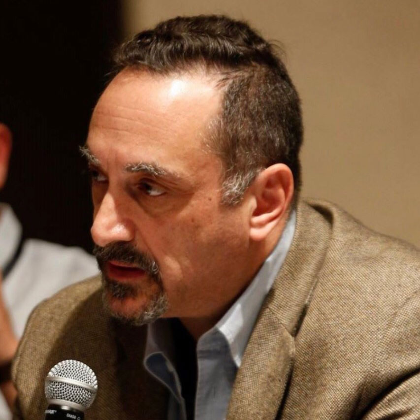 Laith Al-Qasem CEO ISSF