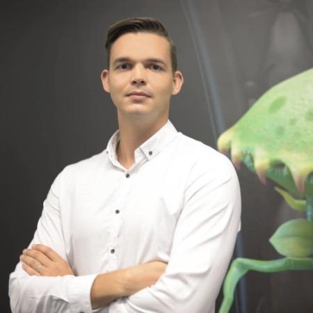 Maxim de Wit Global Head of Content Unity