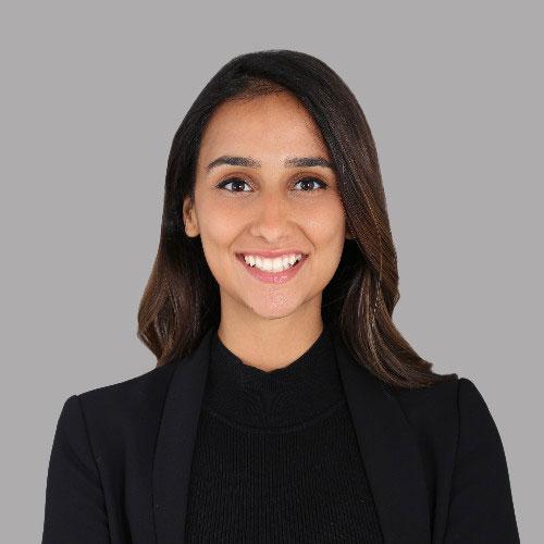 Sarah AlSaleh Associate STV