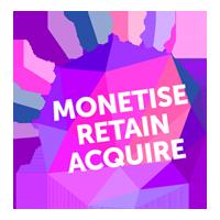 PGC-LDN-MonetiseRetainAcquire-200x