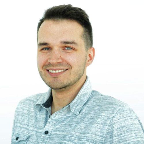 Michail Greshishchev Product Owner, Denuvo Irdeto