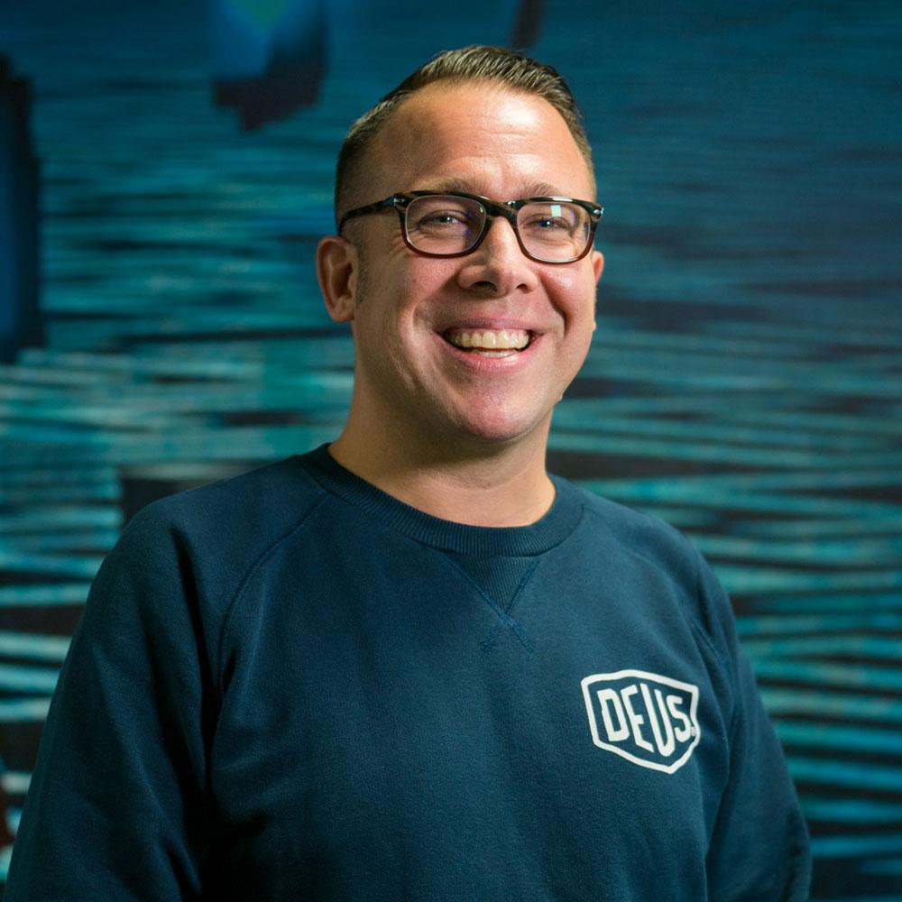 Ben Clarke Senior Director of Marketing Jagex