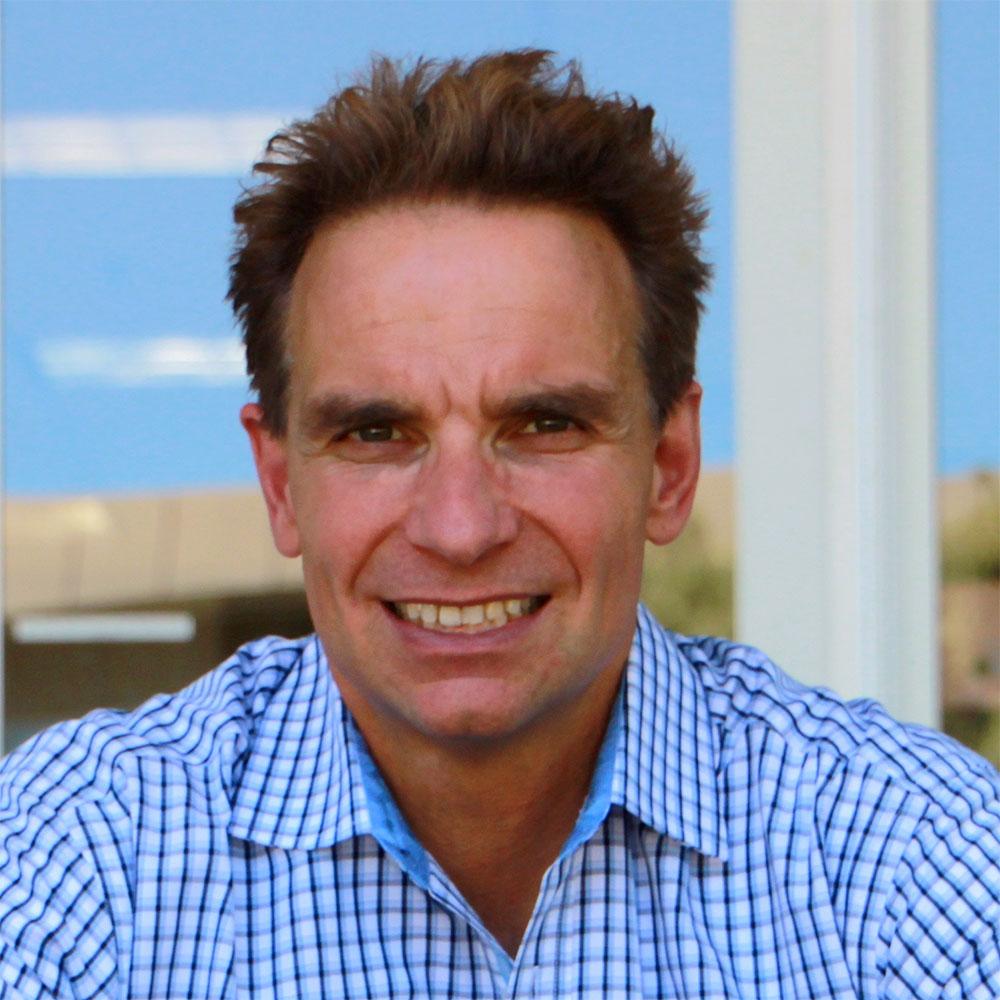 Dirk Lueth Co-founder Uplandme