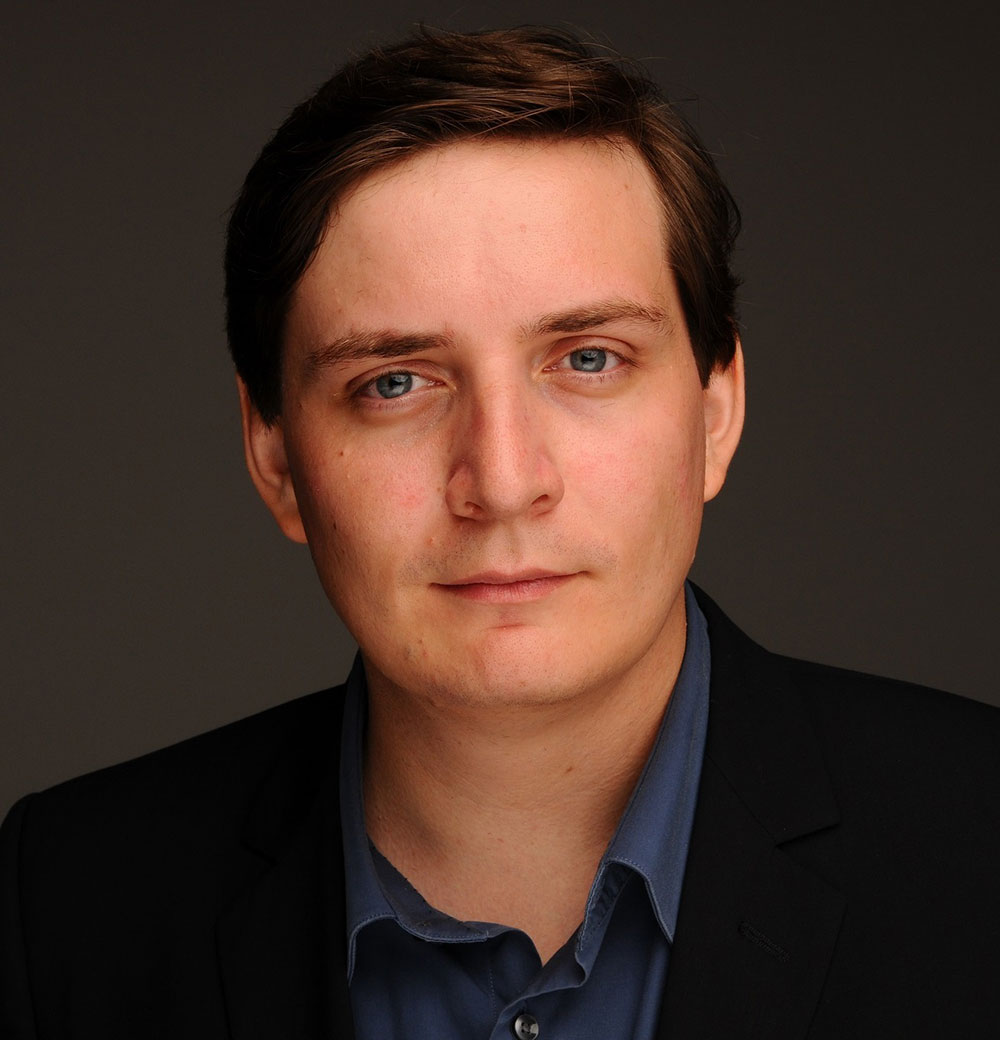 Falko Boecker Senior Publishing Manager JoyPac