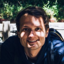 Bjorn Englesson Game Developer Resolution Games