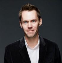 Bryan Buskas VP of Marketing Rogue Games