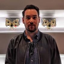 Eric Morales Head of Game Tech EMEA Amazon Web Services (AWS)