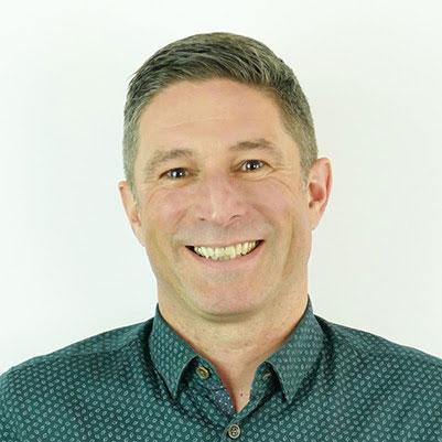 Mark Robinson GM deltaDNA