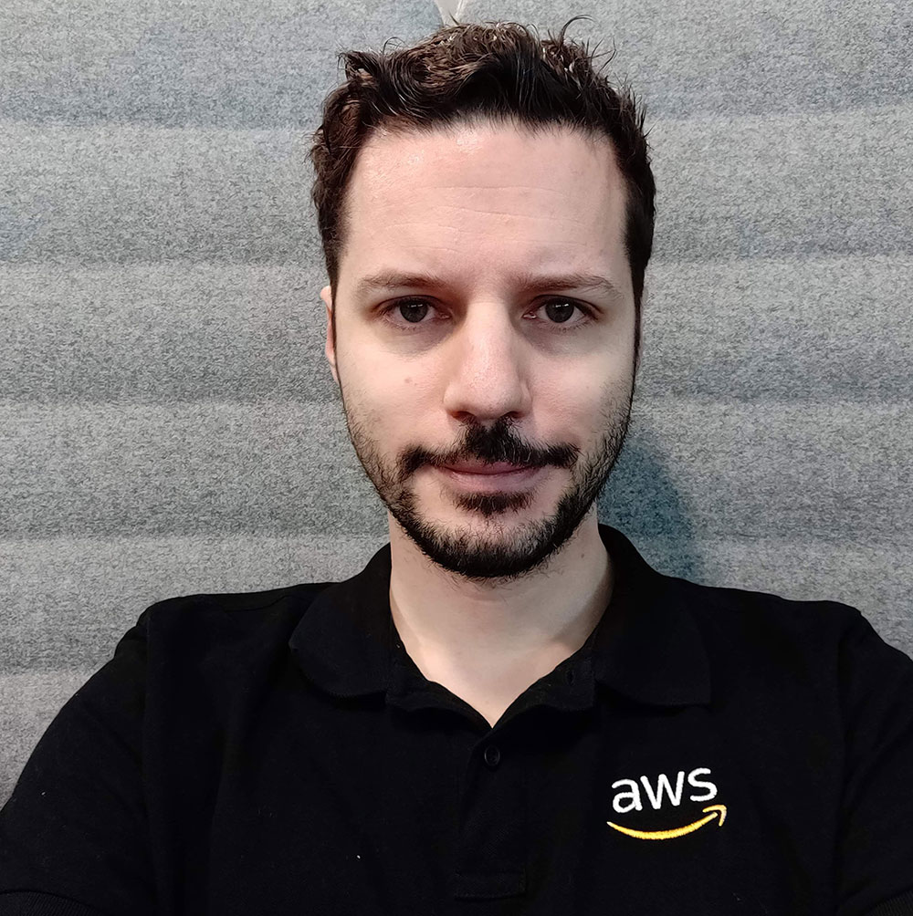 Norbert Gaal Game Tech Solutions Architect Amazon Web Services