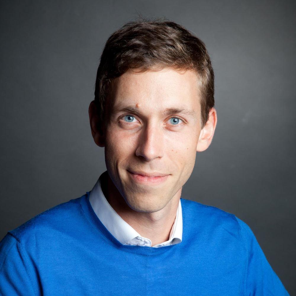 Alex Casassovici CEO and co-founder of Azarus.io