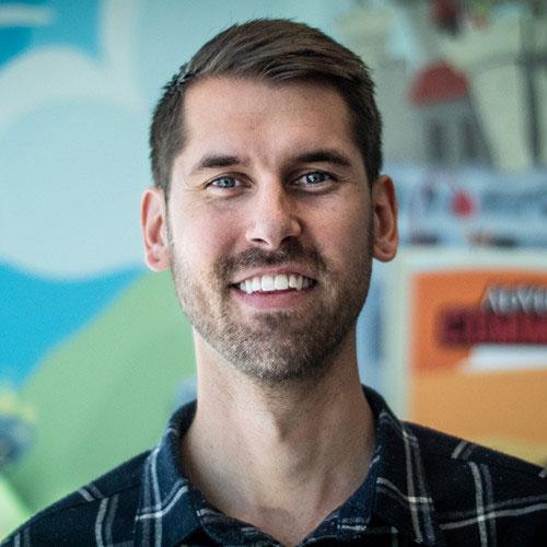 Tristan Rattink Head of Studio Hyper Hippo Entertainment